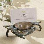 Blue Crab Card Holder