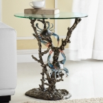 """Dueling"" Blue Point Crab Table"