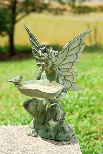 Fairy Bird Feeder