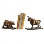 Bull & Bear Bookends