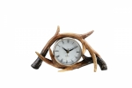 Antler Table Clock