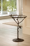 Bird on Branch Table