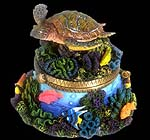 Christian Riese Lassen's Turtle Dreams Hinged Trinket Box