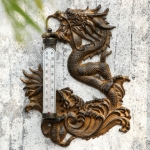 Dragon Wall Mounted Thermometer