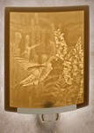 Sweet Nectar Lithophane Night Light