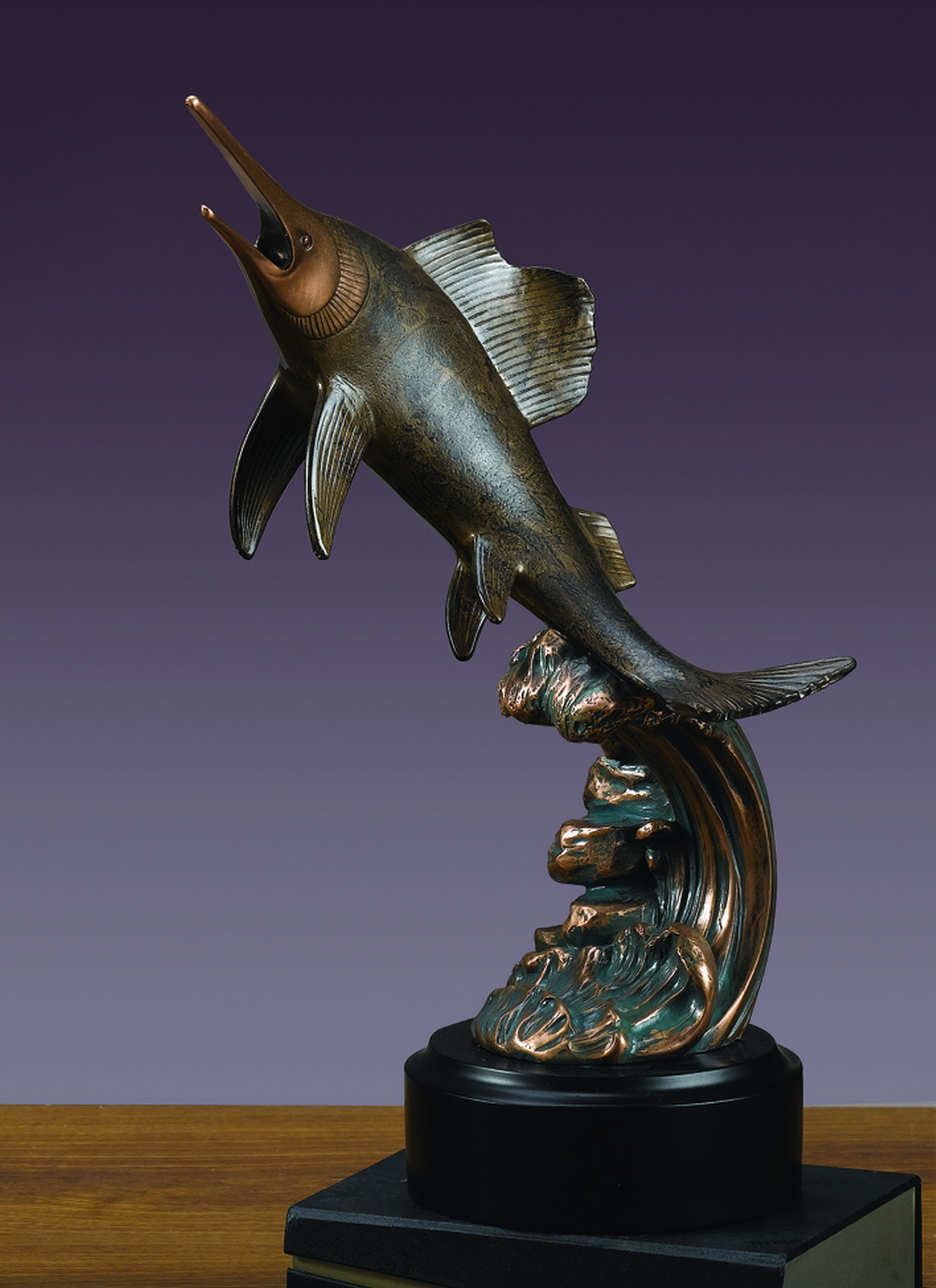 Swordfish Sculpture
