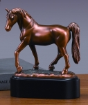 Tennessee Walking Horse Sculpture - Small