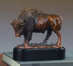 Buffalo Sculpture