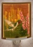 Sweet Nectar Colored Lithophane Night Light