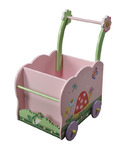 Magic Garden Doll Push Cart