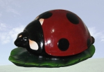 """Lady Luck Savings"" Ladybug Bank"