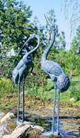Crane Pair Extra Large Plus Fountains