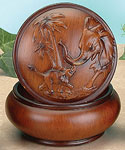 ELEPHANTS TRINKET BOX