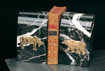 """Stock Market"" Bull & Bear Bookends"